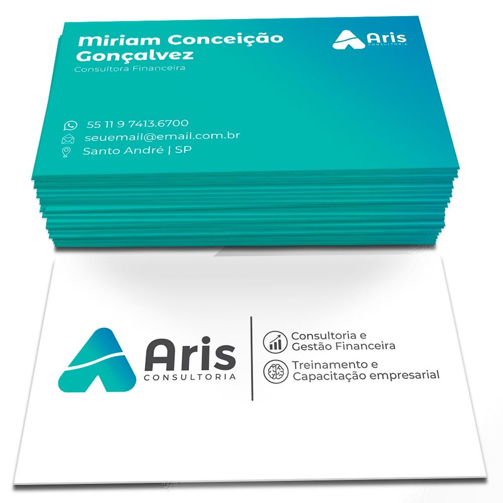 Cartão de Visita Aris