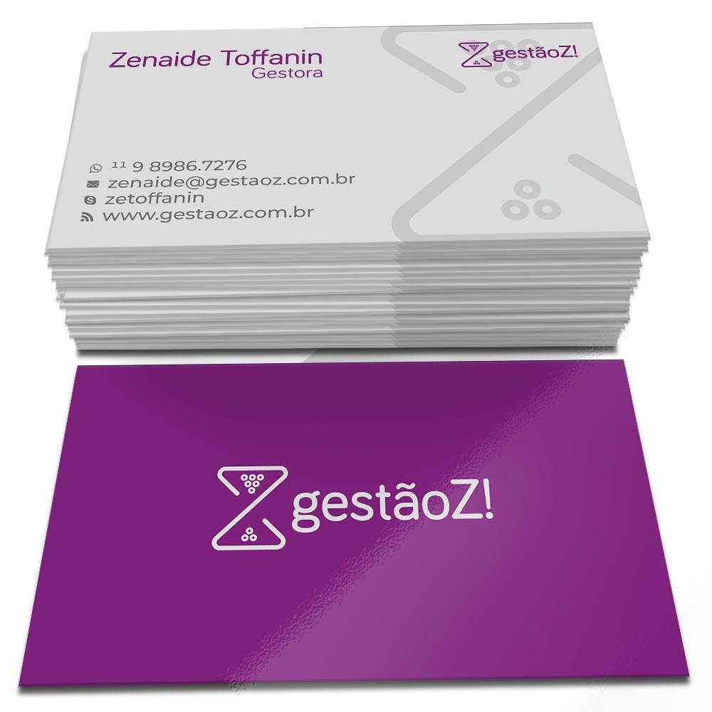 Cartão de Visita Gestão Z