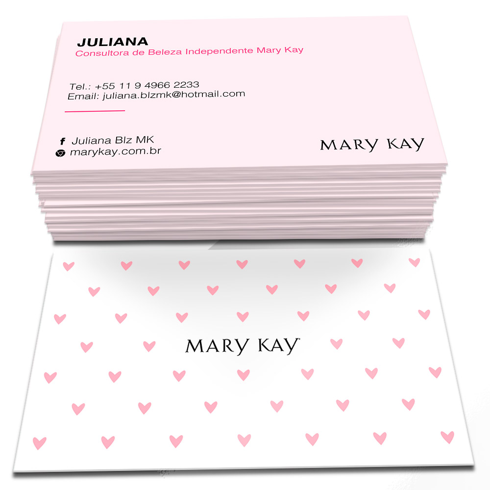 Cartão de Visita Juliana