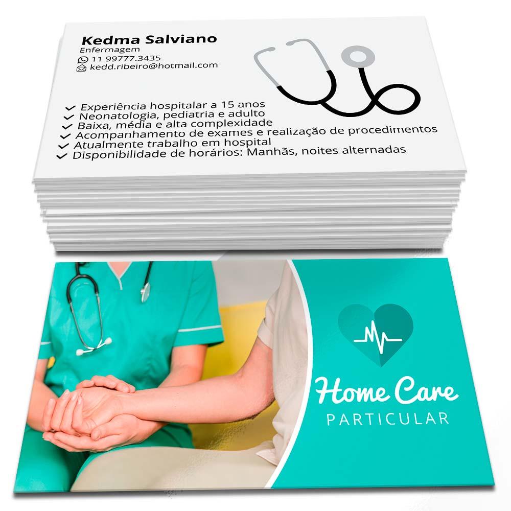 Cartão de Visita Kedma