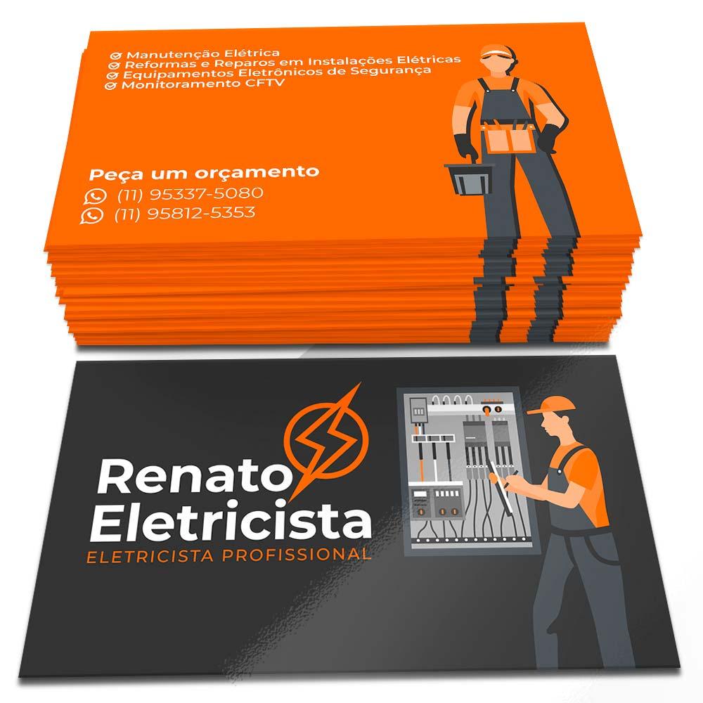 Cartão de Visita Renato
