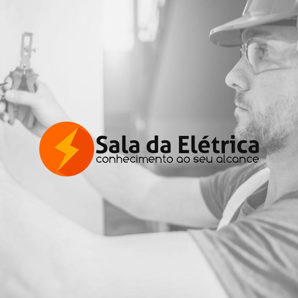 Logotipo Sala da Elétrica