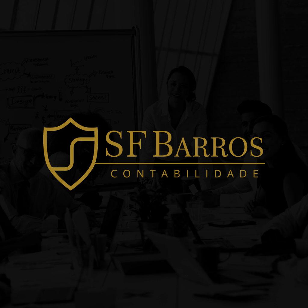 Logotipo SF Barros