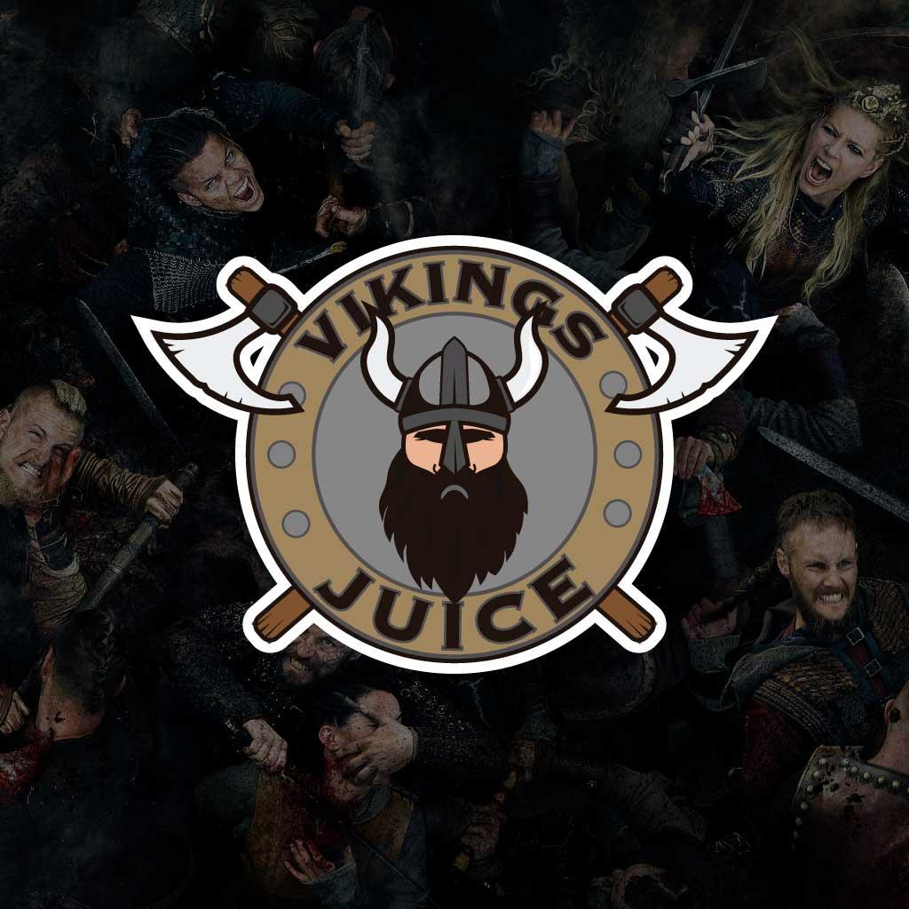 Logoitpo Vikings Juice