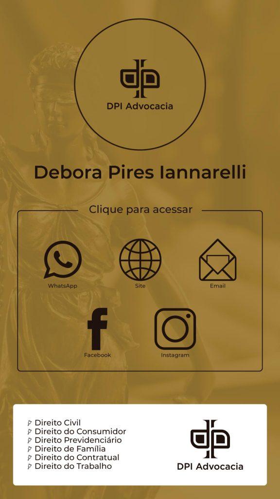 Cartão de Visita Virtual DPI Advocacia