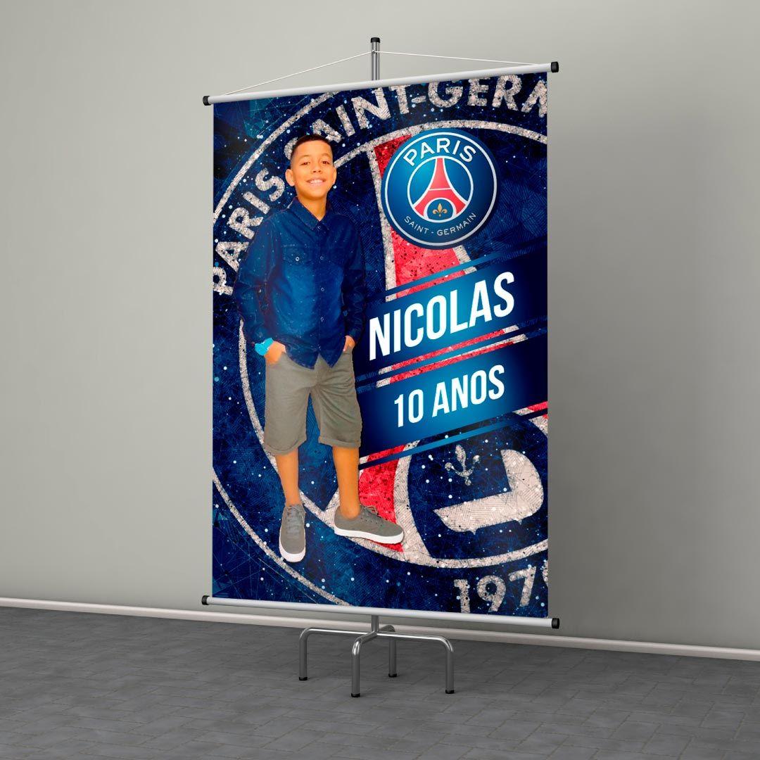 Banner Nicolas Aniversário