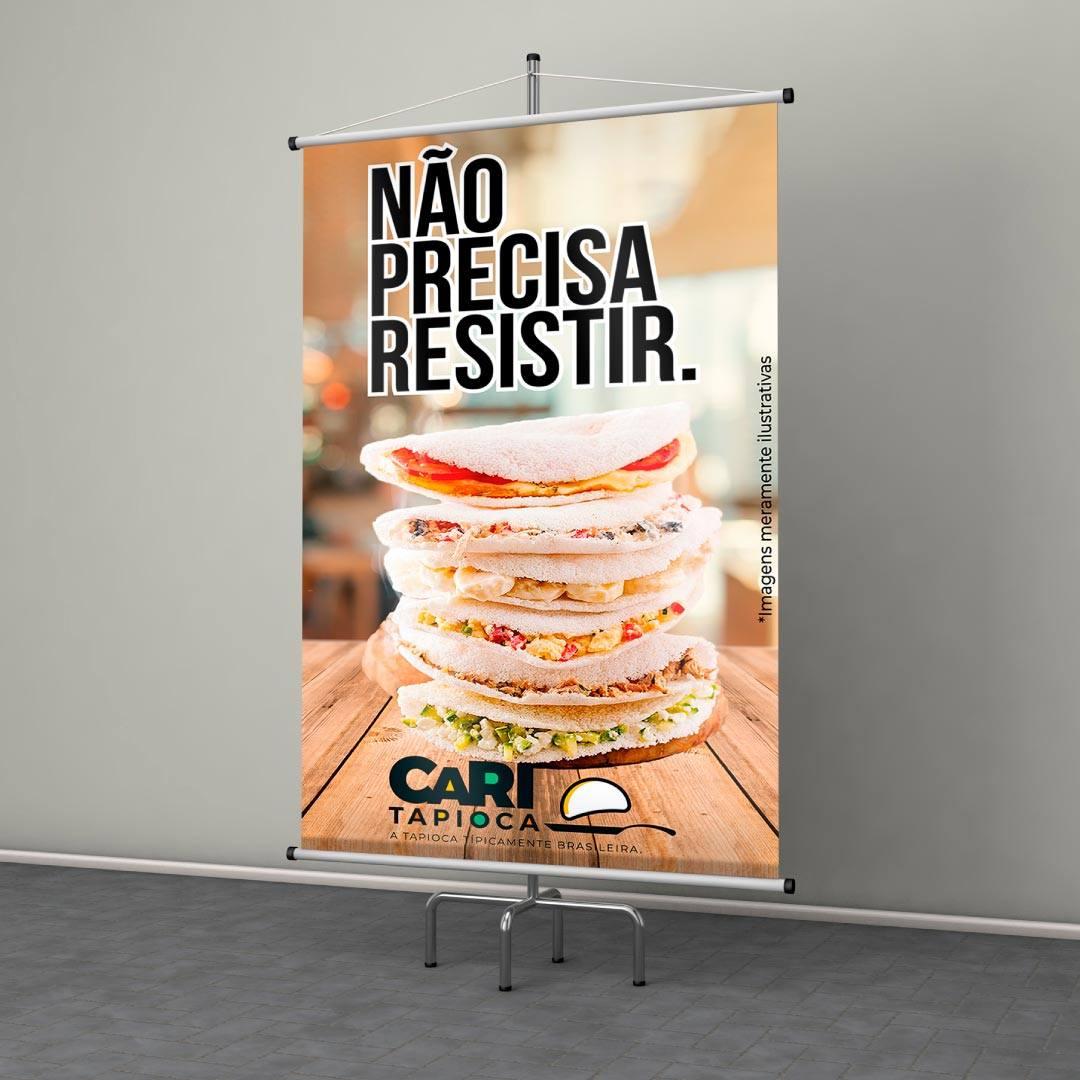 Banner Tapioca