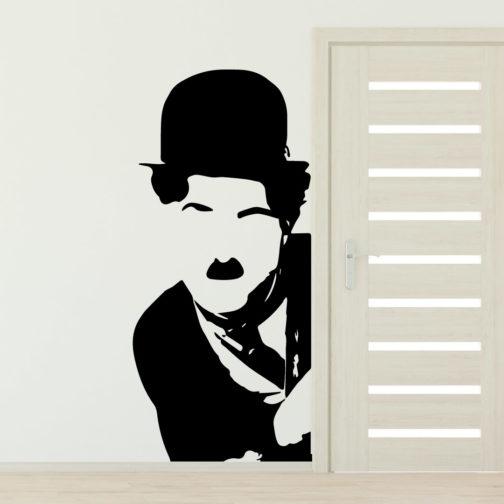 Charlie Chaplin Curioso