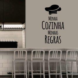 Minha Cozinha Minhas Regras
